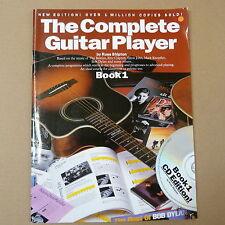 La CHITARRA COMPLETO Chitarra Player BOOK 1 Incl. CD, RUSS Shipton