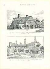 1904 House At Winterslow Salisbury And Garn Hill St Andrews