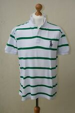 VINTAGE RETRO RALPH LAUREN POLO SHIRT TOP UK XXL
