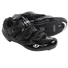 GIRO APECKX Size EUR-41 HV US-8 Men's Road Bike Cycling Shoes Black 3-Bolt NEW