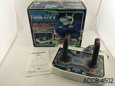 Boxed Sega Saturn Twin Stick Controller Japanese Import Virtual On JP US Seller