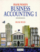 Frank Wood Business Accounting: v. 1 Very Good Book