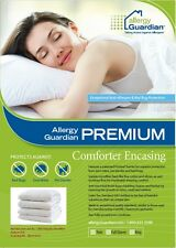 KING QUILT Encasing Patented Pristine Fabric - Anti Dust Mite & Bed Bug Cover