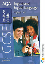 AQA GCSE English and English Language Higher Revision Guide by Brian Conroy, Ime