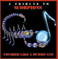 Covered Like a Hurricane: Tribute to Scorpions, Various Artists, New