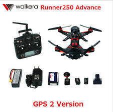 Walkera Runner 250 Advance 1080P Camera with DEVO 7/OSD/Camera GPS 2 Version