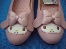 BRAND NEW MY MELODY SHOE FROM JAPAN SIZE 7, japan size is 24 to 24.5cm