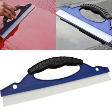 Super Soft Scraper Brush Auto Wash Dryer Wiper Car Care Window Cleaning Tool New