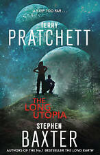 The Long Utopia by Terry Pratchett, Stephen Baxter (Hardback, 2015)