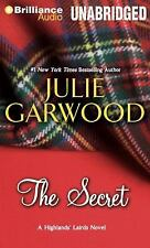 Highlands' Lairds: The Secret 1 by Julie Garwood (2014, CD, Unabridged)