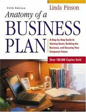 Anatomy of a Business Plan, Pinson, Linda, 0793146003, Book, Good