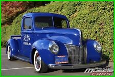 1940 Ford F-100 1940 Ford Deluxe Truck Pickup Hot Rod  NICE!!