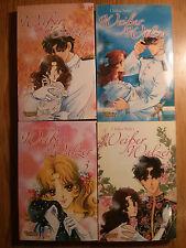 Weisser Walzer Manga - Deutsch - KOMPLETT 1-4 - Chiho Saito