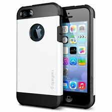 Dual Layer Shockproof Tough Armour Back Case Cover Apple iPhone 4 4s 5 5s 6 6s