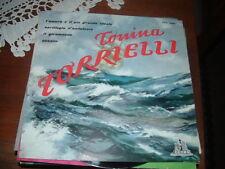 """TONINA TORRIELLI """" L'AMORE E' ILPIU' GRANDE IDEALE + 3 """" E.P.  ITALY'59"""