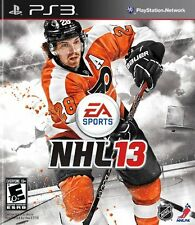 NHL 13 (PlayStation 3, PS3) - NEW - FREE SHIPPING