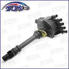 BRAND NEW COMPLETE IGNITION DISTRIBUTOR FOR GMC CHEVY CADILLAC 12570425