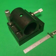 Newport 811 Adjustable Cylindrical / Tube / HeNe Laser Mount, sim. to ULM-TILT-M