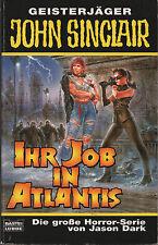 John sinclair-Livre de poche nº 238-votre travail dans Atlantis-Jason Dark