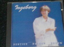 INGEBORG - DERTIEN DAAROM DROOM (1992) Zalen vol muziek, Ik val, Is er iemand?..