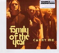 (HC978) Family Of The Year, Carry Me - 2016 DJ CD