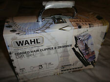 Wahl Limited Edition Design Hair Clipper And Trimmer Gift Set