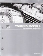 2014 Harley Touring Electra Glide Classic Ultra King Custom Parts Manual Catalog