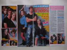 Some Kind Of Wonderful Lea Thompson Masterson Stolt Mandy Smith clippings Sweden