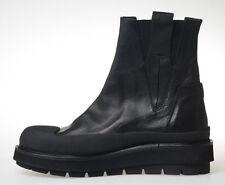 CINZIA ARAIA Handmade in ITALY 692 Calf Leather Gored Boot 11 US; 44 EU
