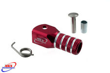 AS3 PERFORMANCE GEAR CHANGE LEVER SHIFTER REPLACEMENT TIP RED