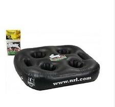 Official NRL South Sydney Rabbitohs Inflatable 4 Cup Drink Tray Seat Cushion