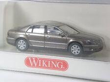 TOP: Wiking Serienmodell VW Phaeton delphingrau metallic in OVP