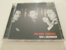 Fun Lovin` Criminals - 100% Colombian (2 x CD Album 1998) Used very good