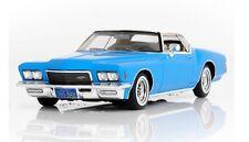 "Buick Riviera ""Stratomist Blue"" 1971 (TrueScale 1:43 / 114333)"