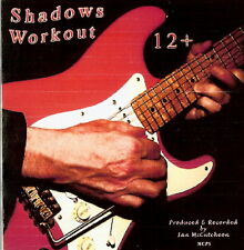SHADOWS WORKOUT 12 +   BACKING TRACK CD BY Ian McCutcheon