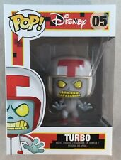New Retired Funko Pop Vinyl Disney Turbo Wreck It Ralph Funko Figure