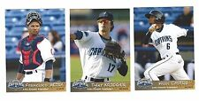 COMPLETE 2016 LAKE COUNTY CAPTAINS TEAM SET MINORS LOW A CLEVELAND INDIANS