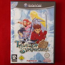 Nintendo GameCube ► Tales Of Symphonia ◄ WII | GC | RAR | komplett | TOP