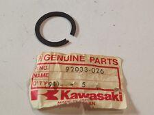 Anello 25mm - Circlip 25 mm - Kawsaki NOS: 92033-026