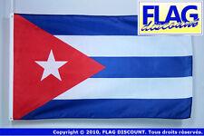 BANDERA DE CUBA - CUBANA - CUBAN FLAG - 150x90cm
