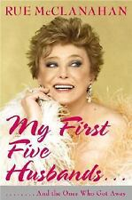 My First Five Husbands..And the Ones Who Got Away-ExLibrary