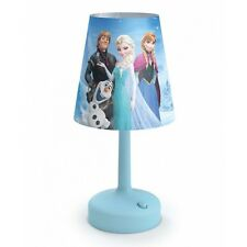 Disney Frozen Portable Table Lamp UK Plug Brand New