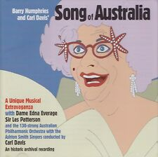 [NEW] 2CD: BARRY HUMPHRIES AND CARL DAVIS: SONG OF AUSTRALIA