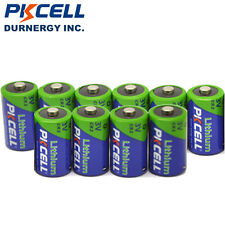 10 pack CR2 CR15H270 3V 850mAh Li-MnO2 Battery For Camera Photoes PKCELL NEW