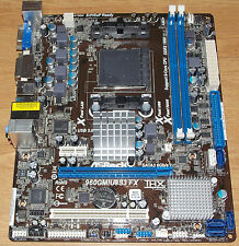 ASRock 960GM/U3S3 Rev. 1.01 µATX Mainboard Socket AM3+ AMD Phenom Athlon FX 83xx