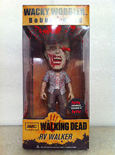 FUNKO WALKING DEAD BLOODY RV WALKER WACKY WOBBLER BOBBLE HEAD HMV EXC BRAND NEW