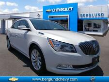 Buick : Lacrosse Leather