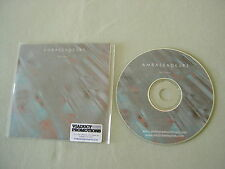 AMBASSADEURS Patterns promo CD album C Duncan Folly Rae Tigga Da Author