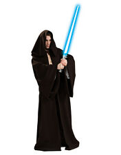 Star Wars Mens Jedi Robe Costume Style 3, Std, CHEST 44""