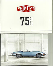 Jaguar XJ13 E D C Type XK120 140 SS1 Airline Postcard Set x 8 New